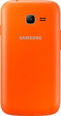 Смартфон Samsung Galaxy Star Plus / S7262 (оранжевый) - задняя панель