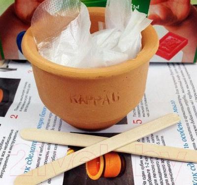Набор для изготовления мыла КАРРАС Чудо-Мыло. Цветы (165) - инструкция