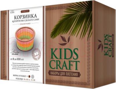 Набор для плетения Kids Craft Круг №2 - общий вид