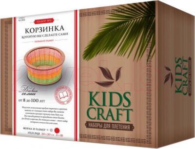 Набор для плетения Kids Craft Круг №3 - общий вид