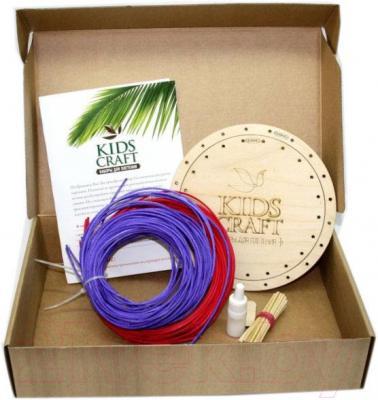 Набор для плетения Kids Craft Круг №3