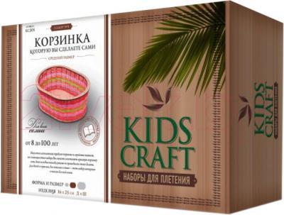 Набор для плетения Kids Craft Овал №5 - общий вид