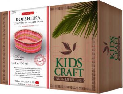 Набор для плетения Kids Craft Овал №6 - общий вид
