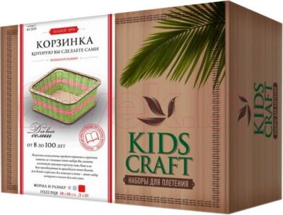 Набор для плетения Kids Craft Квадрат №9 - общий вид