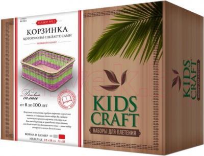 Набор для плетения Kids Craft Прямоугольник №12 - общий вид