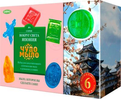 Набор для изготовления мыла КАРРАС Чудо-Мыло. Япония (166) - общий вид