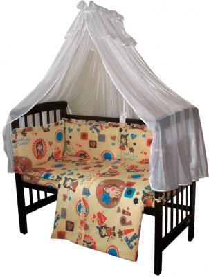 Комплект в кроватку Ночка Майя 7 - общий вид