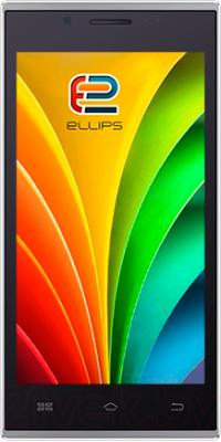 Смартфон Keneksi Ellips (черный) - общий вид