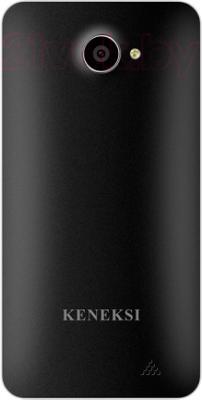 Смартфон Keneksi Fire 2 (черный) - задняя панель
