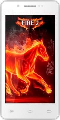 Смартфон Keneksi Fire 2 (белый) - общий вид