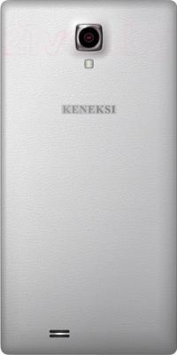 Смартфон Keneksi Liberty (белый) - задняя панель