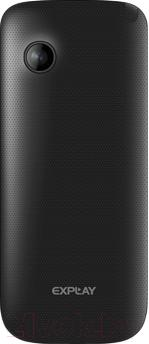 Мобильный телефон Explay TV245 (Black) - вид сзади