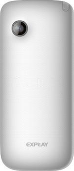 Мобильный телефон Explay TV245 (White) - вид сзади