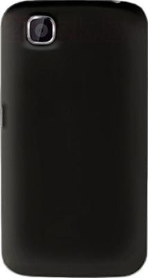 Мобильный телефон Explay Space (Black) - вид сзади