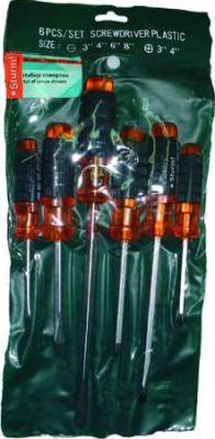 Набор однотипного инструмента Sturm! 1040-01-SS1 - общий вид
