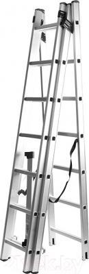 Лестница-стремянка Sturm! ML0248