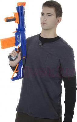 Бластер Hasbro NERF N-Strike Elite Retaliator (98696) - стрелок