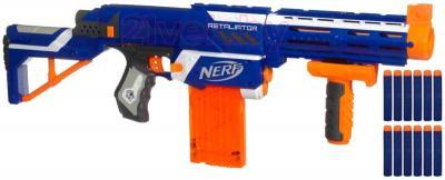 Бластер Hasbro NERF N-Strike Elite Retaliator (98696) - общий вид