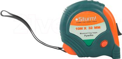 Рулетка Sturm! 2010-01-10-32 (10м) - общий вид