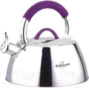 Чайник со свистком Bohmann BH 9946