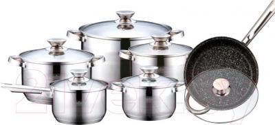 Набор кухонной посуды Peterhof PH-15239 - общий вид