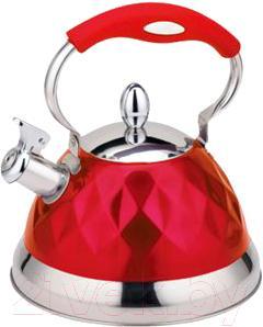 Чайник со свистком Peterhof PH-15590 - общий вид