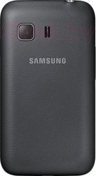 Смартфон Samsung G130H (серый) - вид сзади