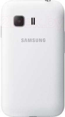 Смартфон Samsung G130H (белый) - вид сзади