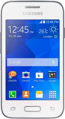Смартфон Samsung G130H (белый) - общий вид