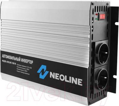Автомобильный инвертор NeoLine 1000W - общий вид