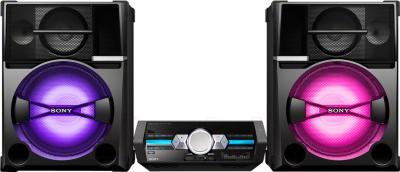 Минисистема Sony SHAKE-66D - общий вид