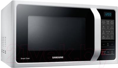 Микроволновая печь Samsung MC28H5013AW/BW - вид спереди