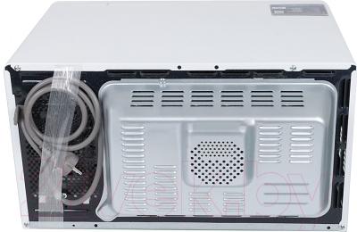 Микроволновая печь Samsung MC28H5013AW/BW - вид сзади