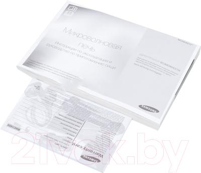 Микроволновая печь Samsung MC28H5013AW/BW - документы