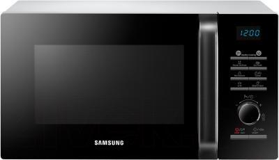 Микроволновая печь Samsung MG23H3115NW/BW - общий вид