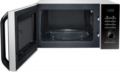 Микроволновая печь Samsung MG23H3115NW/BW - в открытом виде