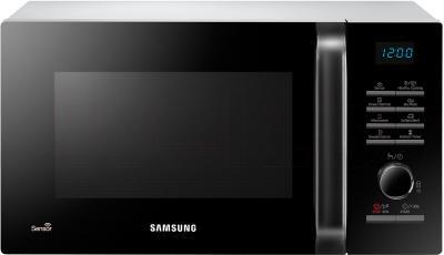 Микроволновая печь Samsung MS23H3115FW/BW - общий вид