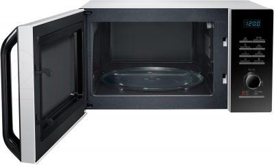 Микроволновая печь Samsung MS23H3115FW/BW - в открытом виде