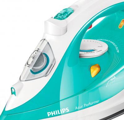 Утюг Philips GC3811/70 - элементы управления