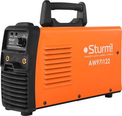 Инвертор сварочный Sturm! AW97I122 - общий вид
