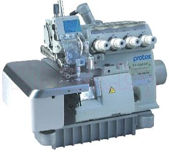 Промышленный оверлок Protex TY-8805E-FF6-60H - общий вид