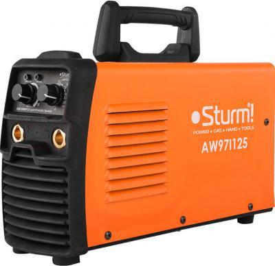 Инвертор сварочный Sturm! AW97I125 - общий вид