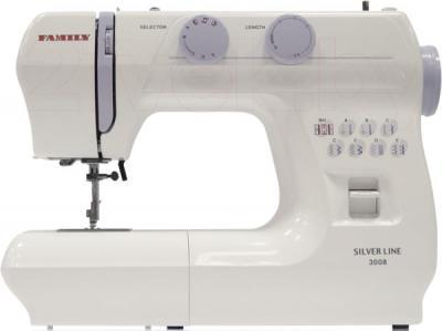 Швейная машина Family Silver Line 3008 - общий вид