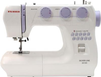 Швейная машина Family Silver Line 3016S - общий вид