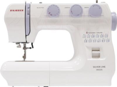 Швейная машина Family Silver Line 3022S - общий вид