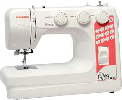 Швейная машина Family Effect Line 323S - общий вид