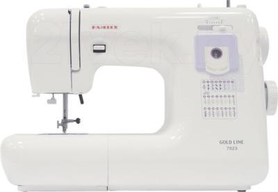 Швейная машина Family Gold Line 7023 - общий вид