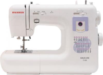 Швейная машина Family Gold Line 7123 - общий вид