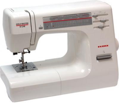 Швейная машина Family Gold Master 8124E - общий вид