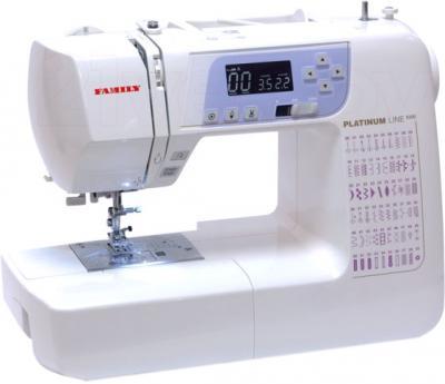 Швейная машина Family Platinum Line 6300 - общий вид